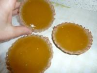 tartelette citron orange agar