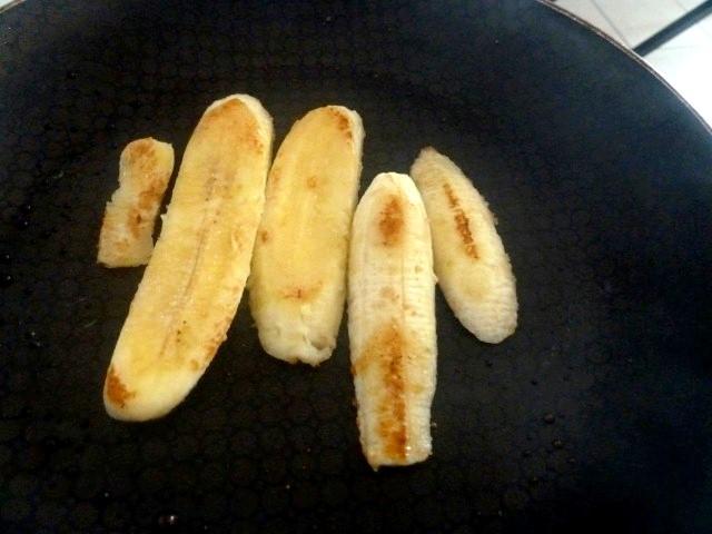 banane dorée début