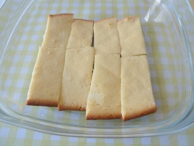 biscuit fond du moule