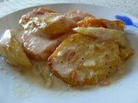 Dauphinois patates douces pommes de terre