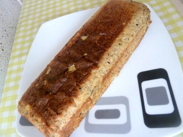 pain tofu démoulé