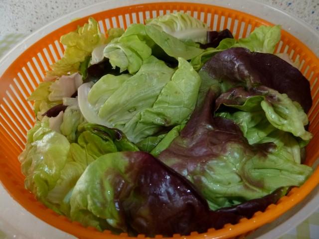 salade essoree