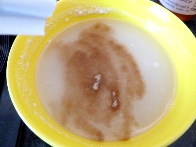 Mangue kiwi dans gel e coco recette de cuisine alcaline for Agar agar cuisine