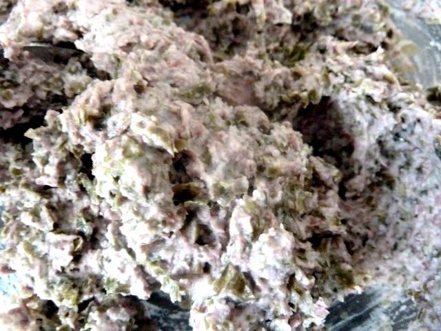Melange Algue Haricots