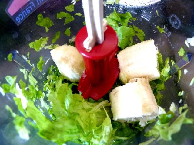 Mixer Banane Salade