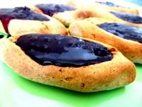 recette navettes aux myrtilles