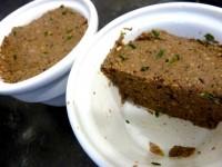 recette pâté végétal tofu olives