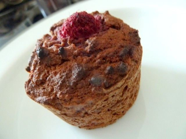 Recette Muffin Framboise