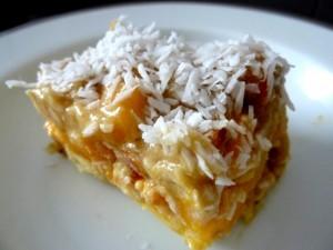 recette tiramisu mangue coco