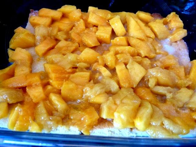 couche de mangue