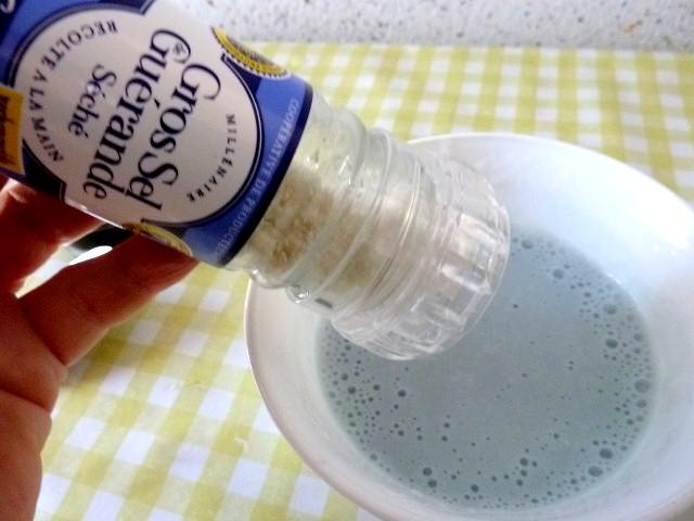 Chou Sauce Yaourt Sel