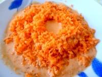 Recette Taboulet Carottes Sauce Orange