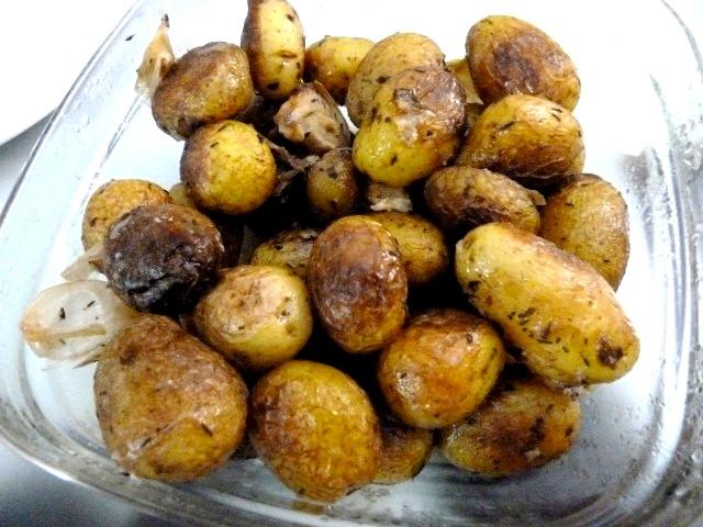 Cuisson pomme de terre grenaille a la vapeur un site culinaire populaire avec des recettes utiles - Pomme de terre grille a la poele ...