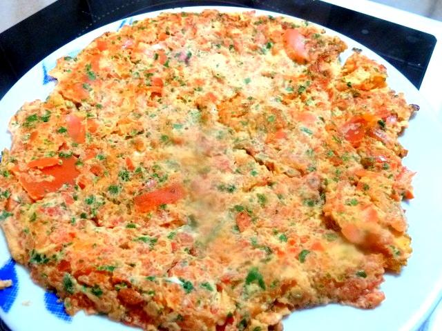 tortilla poivron