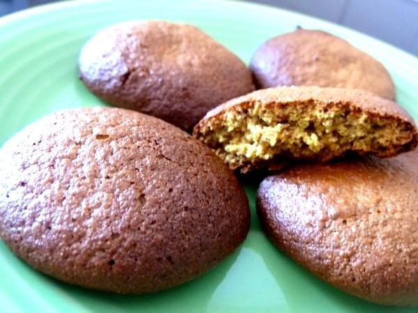 biscuits aux épices epais