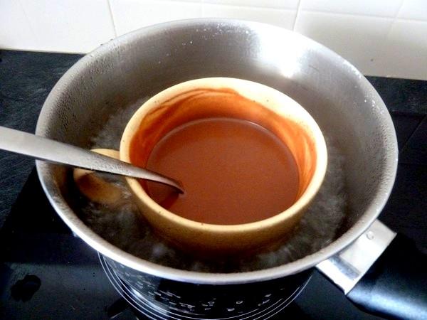 mousse chocolat au lait coco recette de cuisine alcaline. Black Bedroom Furniture Sets. Home Design Ideas