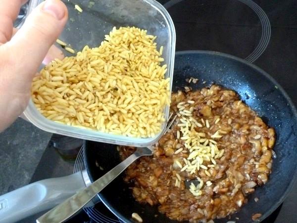 courgettes facies riz