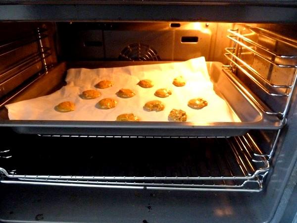 biscuits aux épices four 180