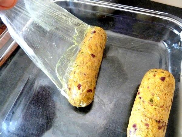 Saucisses vegetariennes aux haricots liberer