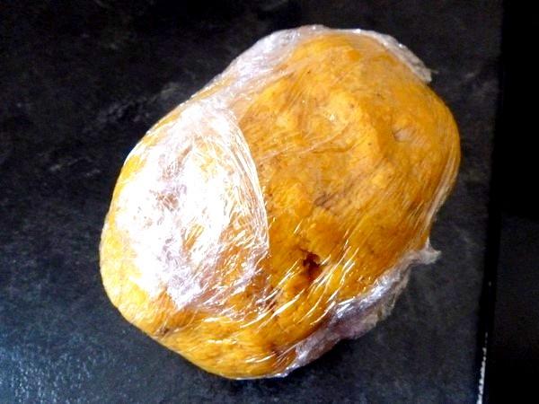 gnocchis de pommes de terre aux epices boule