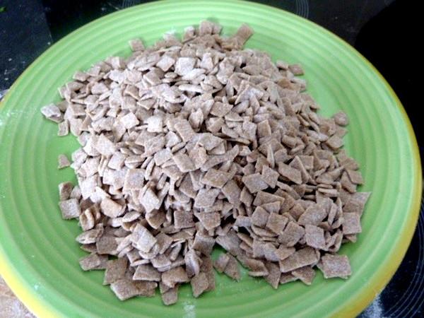 crozets maison sarrasin volume fariné