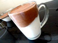 mousse poire chocolat duo choco poire