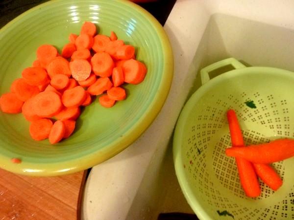 poivrons farcis aux legumes et tofu carottes