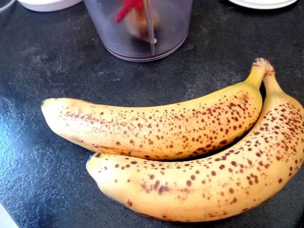 kiwis sauce banane melasse