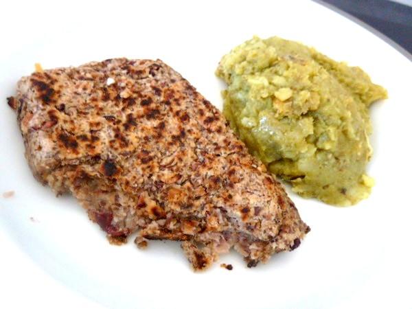 viande-vegetale-hamburger-puree-legumes-verts
