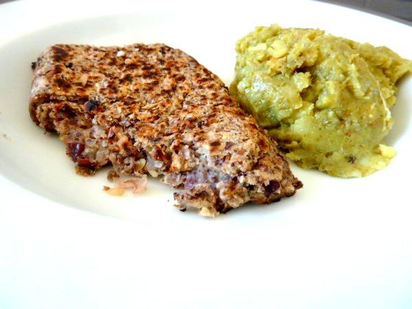 viande-vegetale-steack-hache-puree-verte
