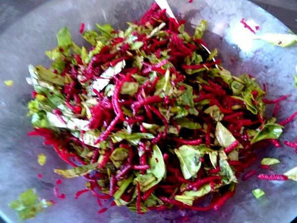 salade-crue-betterave-epinards-sauce-yaourt