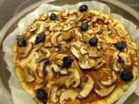 pizza-sans-gluten-vegan-cuite