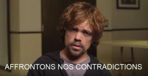 Affrontons nos contradictions, Peter Dinklage