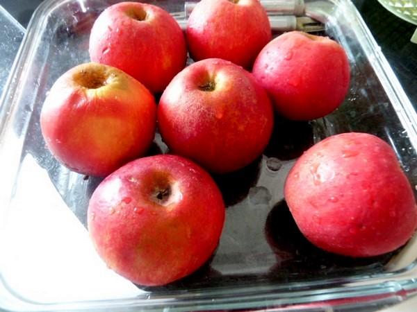 dessert d 39 automne pomme prune recette de cuisine alcaline. Black Bedroom Furniture Sets. Home Design Ideas