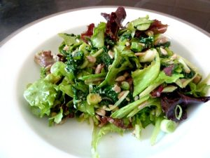 salade-verdure-piquante-dresser
