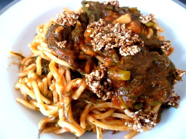 spaghettis-au-fenouil-dresser