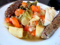 potee-vegan-saucisses-servir