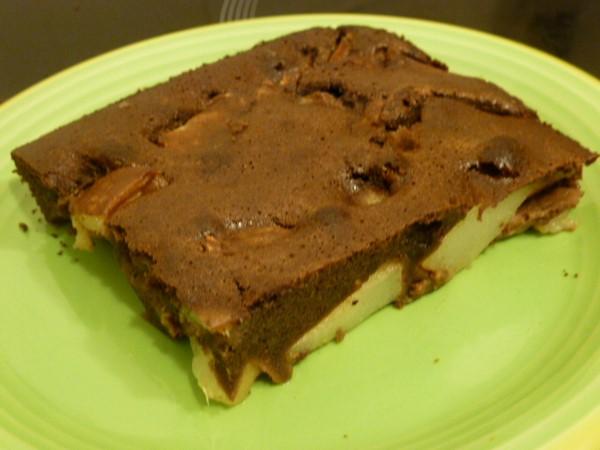 clafoutis-poires-au-chocolat-dresser