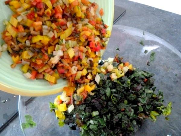 blettes-mi-cuites-croutons-et-fromage-vegan-rassembler-vegetaux