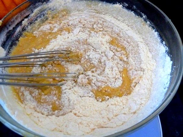 pain de citrouille epaissir
