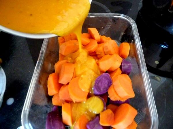 endives-sauce-agrume-et-patates-douces-napper