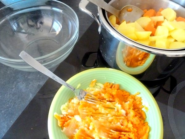 pave de patates aux champignons ecraser patates