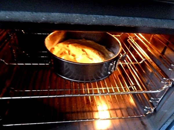 biscuit de savoie cuisson