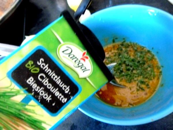 crudite carottes rouge noix de coco ciboulette