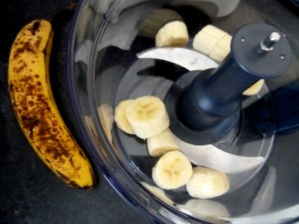 fondant bananes pommes