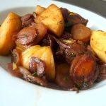 carottes et panisse dorees deguster chaud