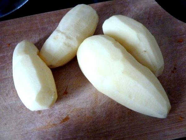 gratin de courge et pomme de terre amandines