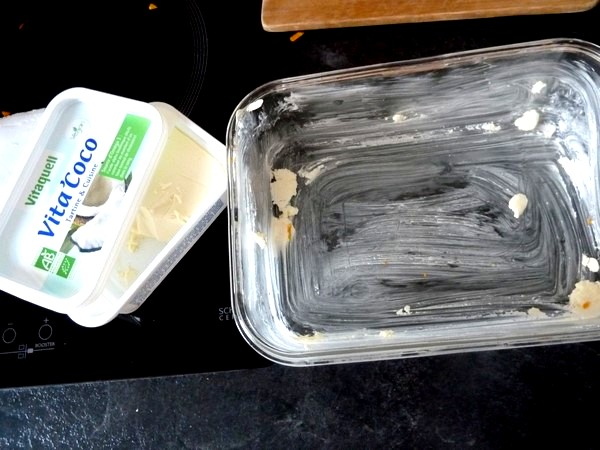 gratin de courge et pomme de terre beurre coco