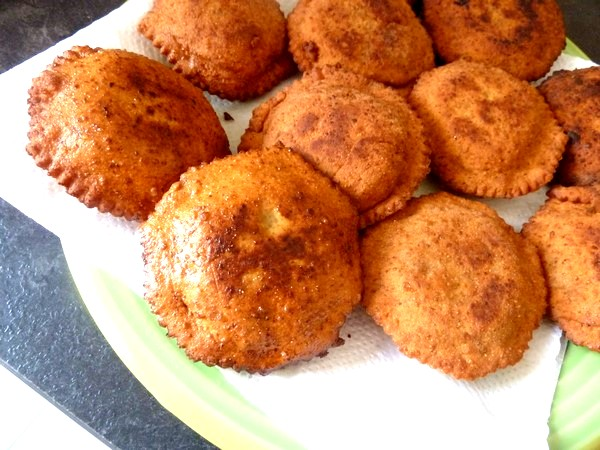 tourtons pommes de terre olives cuisson rapide