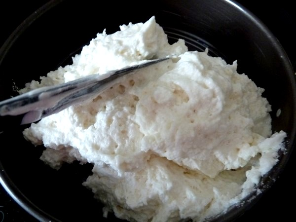 meringue coco remplir